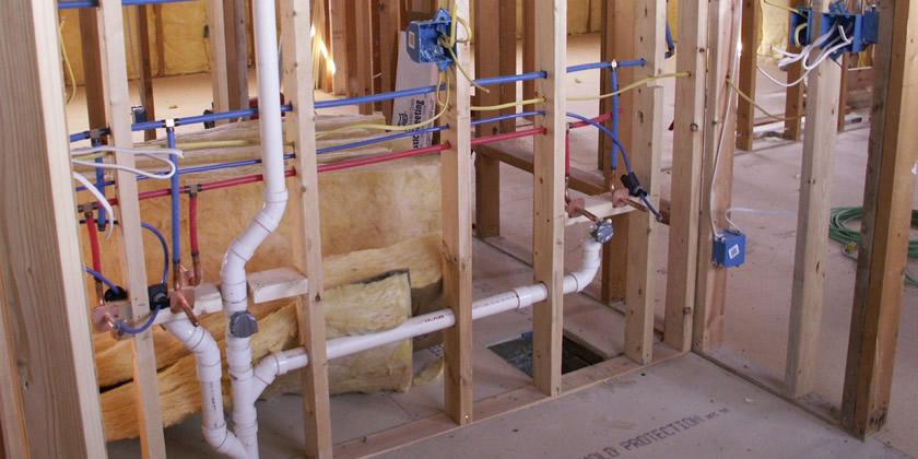 Plumbing Water Pumping System