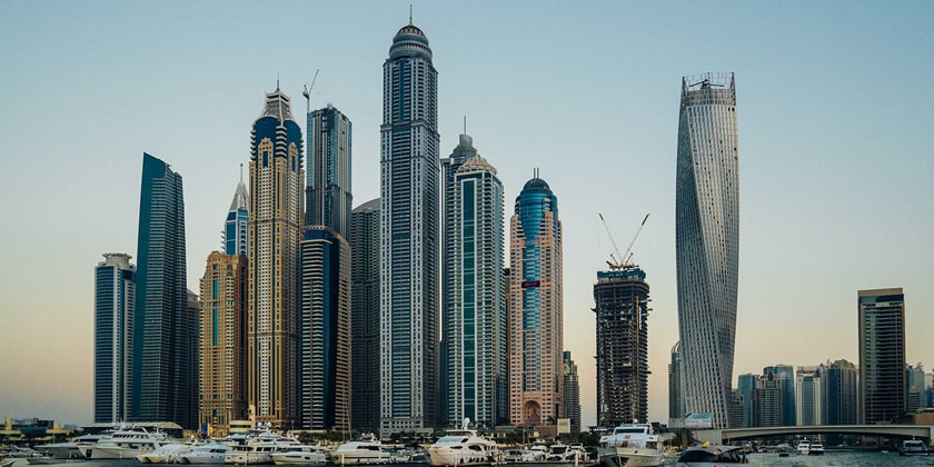 Powerful Middle East's Construction and Real Estate Market